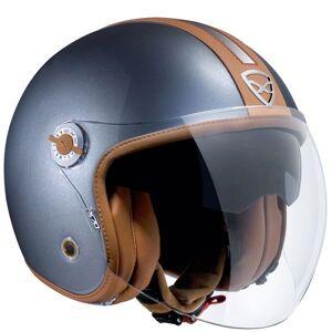 Nexx X70 Groovy Titane Marron - Publicité
