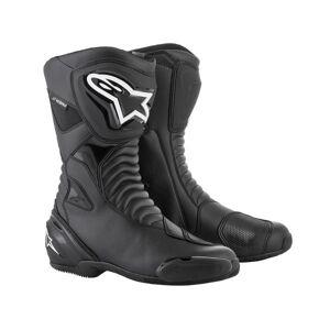 Alpinestars SMX S Waterproof Black - Publicité