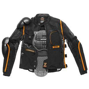 Spidi Multitech Armor Evo Orange Black
