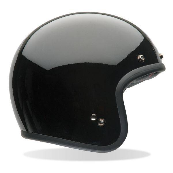 Bell Custom 500 Black Dlx