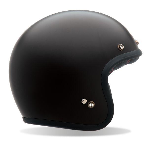 Bell Custom 500 Matt Black Dlx