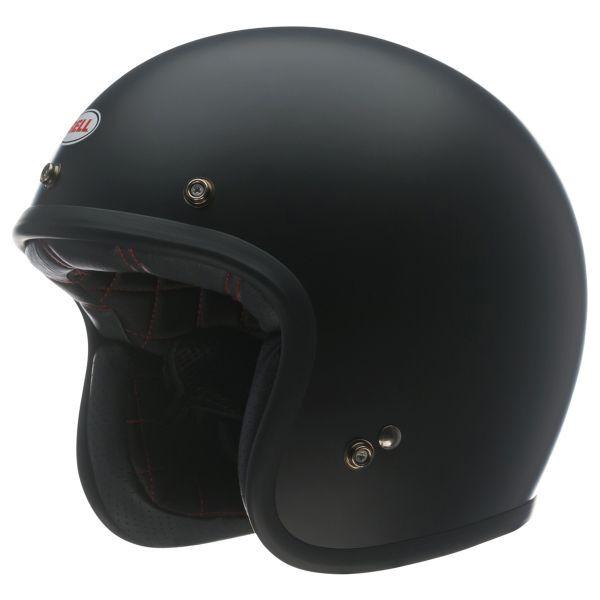 Bell Custom 500 Solid Matte Black