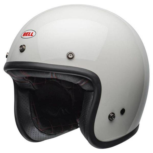 Bell Custom 500 Solid Vintage White