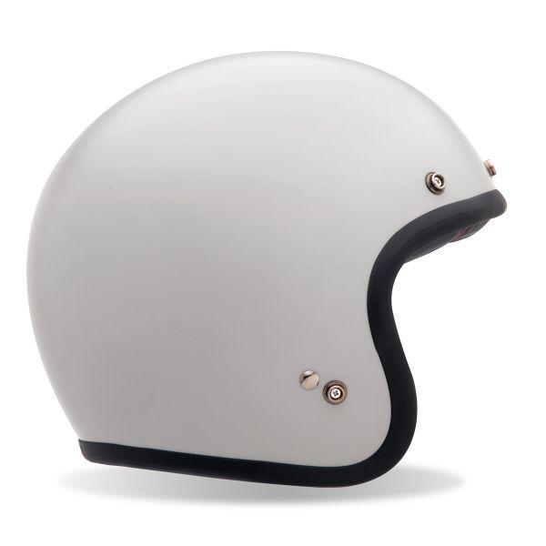 Bell Custom 500 Vintage White Dlx