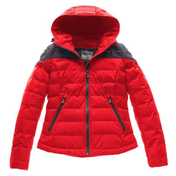 Blauer Easy Winter 2.0 Woman Red Blue