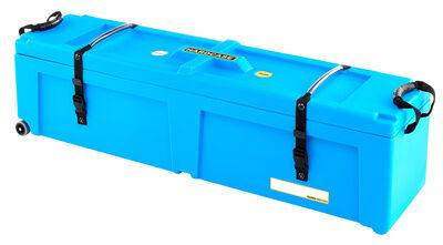 Hardcase 48'' Hardware Case Light Blue