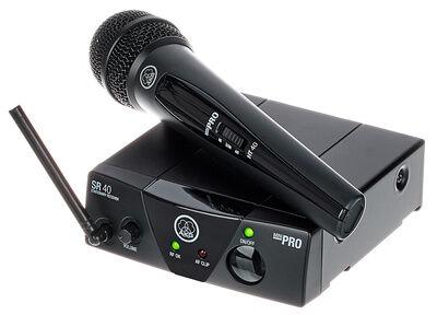 AKG WMS 40 Mini Vocal ISM2