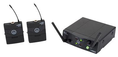 AKG WMS 40 Mini Dual Instrument