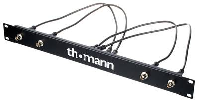 "Thomann 19"""" Antenna Rackmount BNC 4"