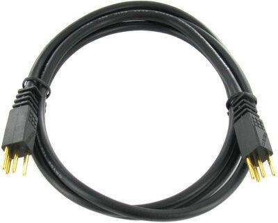 Ghielmetti Patch Cable 3pin 120cm, sw