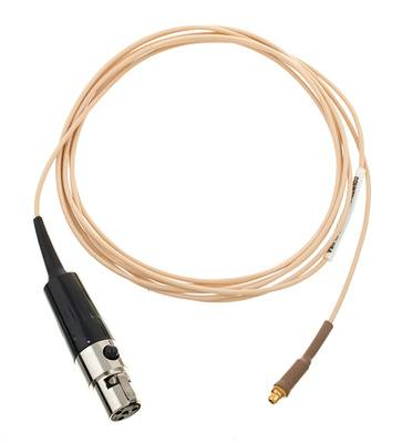 Countryman E6 Cable Shure beige