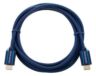 Clicktronic HDMI Casual Cable 3m