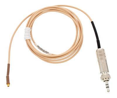Countryman E6 2mm Cable EW beige