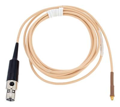 Countryman E6 2mm Cable Shure beige