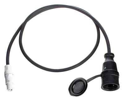 Stairville Power Twist Adapter Cable 1,5m