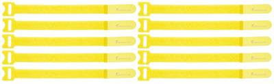 Stairville CS-230 Yellow Cable Strap 230