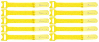 Stairville CS-160 Yellow Cable Strap 160