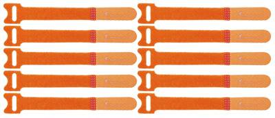 Stairville CS-160 Orange Cable Strap 160