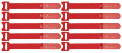 Stairville CS-160 Red Cable Strap 160mm
