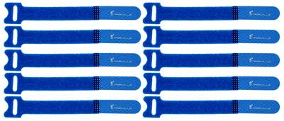 Stairville CS-160 Blue Cable Strap 160mm