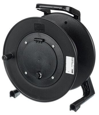 Schill GT 310 MFK Cable Drum BLK