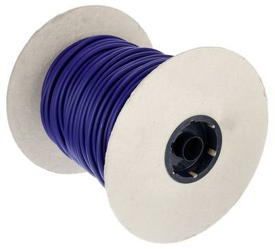 Stairville DMX Cable Roll 5Pin 100m BL