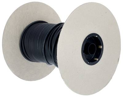 Stairville DMX Cable Roll 3Pin 50m BK
