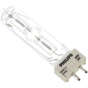 Philips MSD 200 200W/70V Gy9,5 - Publicité