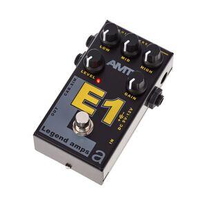 AMT E1 Legend Series Pre Amp - Publicité