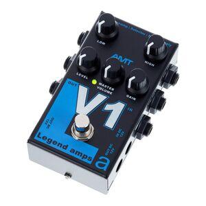 AMT V1 Legend Amps Pre Amp - Publicité