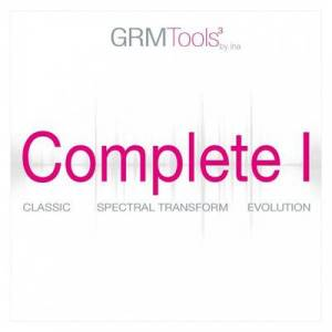 INA-GRM GRM Tools Complete I - Publicité