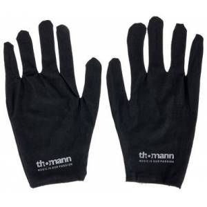 Thomann Cotton Gloves Black S/M - Publicité
