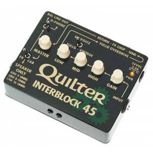 Quilter Interblock 45 - Publicité
