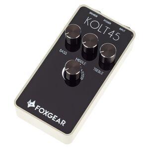 Foxgear Kolt 45 Guitar Amplifier - Publicité