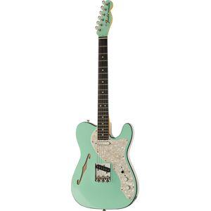 Fender LTD Two-Tone Tele EB SFG - Publicité