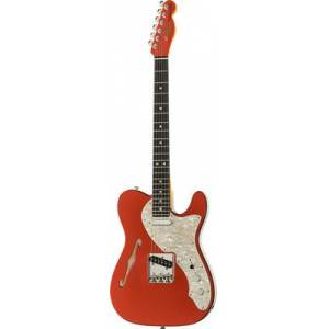 Fender LTD Two-Tone Tele EB FRD - Publicité