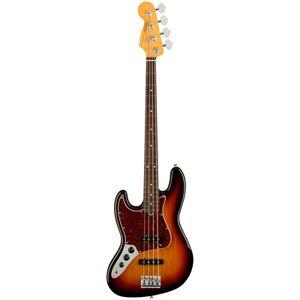 Fender Am Pro II Jazz Bass RW 3TS LH - Publicité