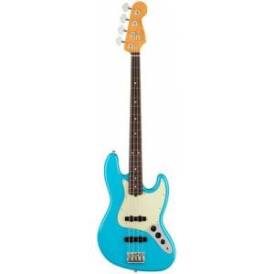 Fender Am Pro II Jazz Bass RW MBL - Publicité