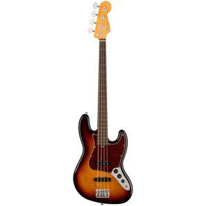 Fender Am Pro II Jazz Bass FL RW 3TS - Publicité