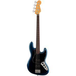 Fender Am Pro II Jazz Bass FL DK NIT - Publicité
