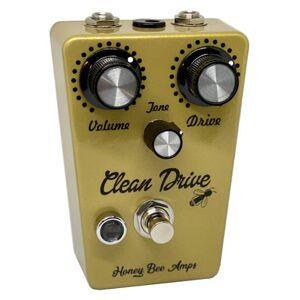 Honey Bee Amps Clean Drive - Publicité