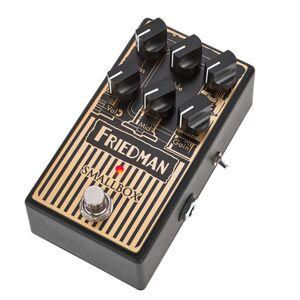 Friedman Small Box Overdrive - Publicité