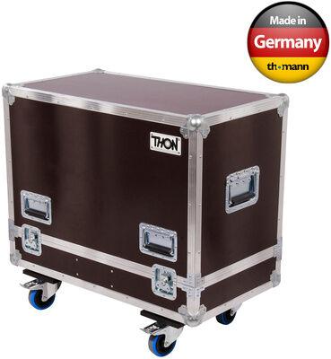 Thon Roadcase 2x d&b Q1/Q7 Speaker