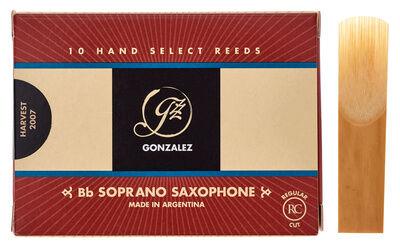 Gonzalez RC Soprano Saxophone 2.0