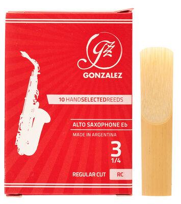 Gonzalez RC Alto Saxophone 3.25