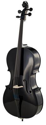 Thomann Gothic Black Cello 4/4