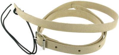 Klondyke Mandolin Strap Leather NT