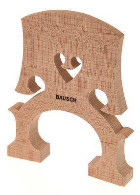 C:DIX Bausch Cello Bridge 1/4 Raw