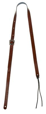 Harley Benton Mandolin Leather Strap Brown
