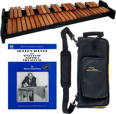 Adams XSLD35 Xylophone M-Bag Set Noir